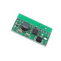 3.7V 7.4V 11.1V 18650のリチウム電池の3pcsのための4.2V 8.4V〜12.6V電源モジュールに0.5A 2S同期整流式降圧リチウムイオン充電器DC 5-23V