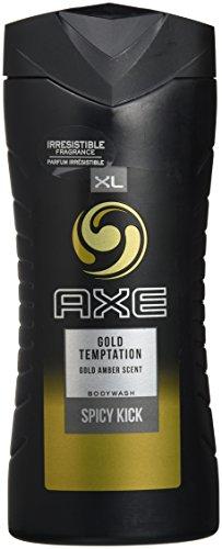 Axe Duschgel Gold Temptation 400 ml, 3er Pack (3 x 400 ml)