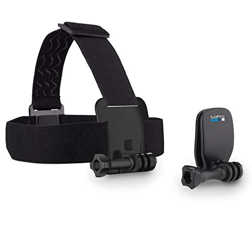 GoPro Head Strap + QuickClip (All GoPro...