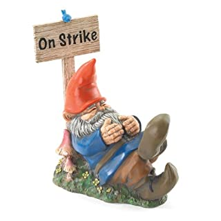Garden Gnome Christmas Funny Outdoor