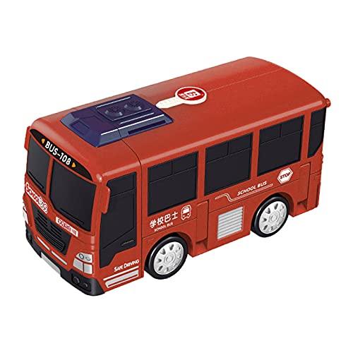 sharprepublic Juguete de Coche de autobús de deformación multifunción para niños con...