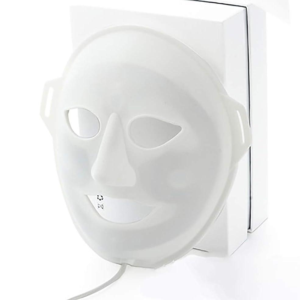 クローゼットナイロン剥ぎ取るLED光子美容マスク、抗にきびしわ除去療法、保湿輝く顔色ホワイトニングマスク
