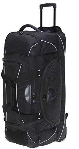 Dermata - Maleta/mochila con ruedas, 84 cm, 100 l