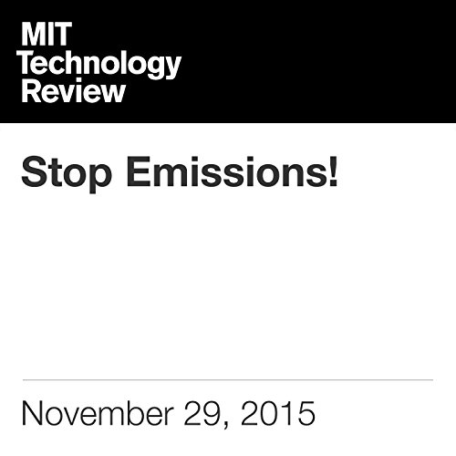 Stop Emissions! cover art