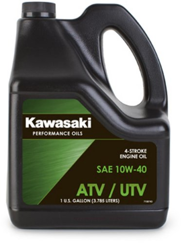 Kawasaki ATV/UTV Engine Oil 10W40 1 Gallon K61021-304