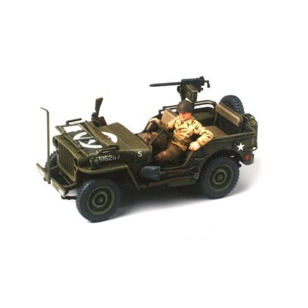Jeep Willys MB 1/4 TON Truck 1:35