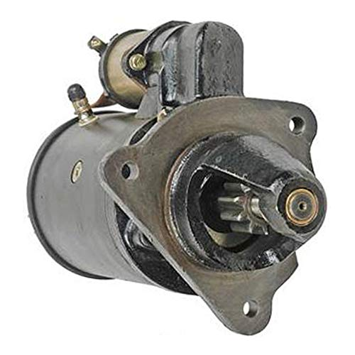 NEW STARTER COMPATIBLE WITH ALLIS CHALMERS TRACTOR 6080 8010 DIESEL 26363D 26363E 26363F 26363G -  RAREELECTRICAL, 17648*4