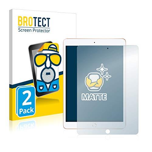 BROTECT 2X Entspiegelungs-Schutzfolie kompatibel mit Apple iPad WiFi/Cellular 10.2