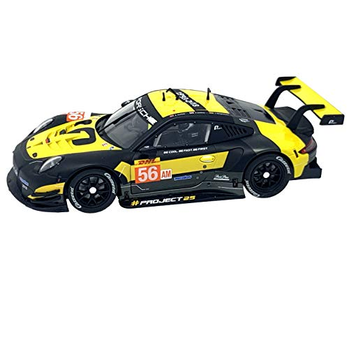 Carrera 30916 Porsche 911 RSR Project 1 No. 56 1:32 Scale Digital Slot Car Racing Vehicle for Carrera Digital Slot Car Race Tracks