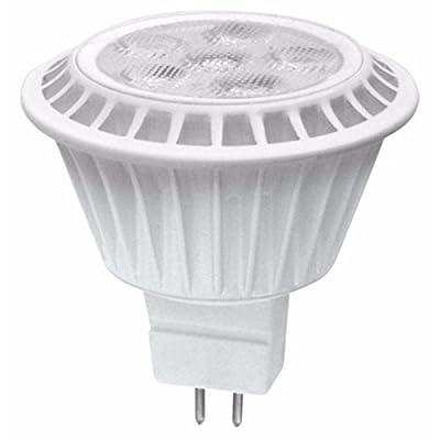 (Case of 12) TCP 27004 - LED712VMR16V24KFL MR16 Flood LED Light Bulb