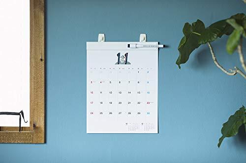 ほぼ日『ほぼ日ホワイトボードカレンダー2019ミディアム(GCL1901N00200)』