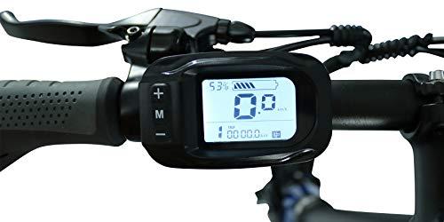 4165FCzS0RL - Blaupunkt FIETE 500 | Falt-E-Bike, Designbike, Klapprad, StVZO, 20 Zoll, leicht, Klapprad, Faltrad, e-bike, kompakt, E-Falt Bike