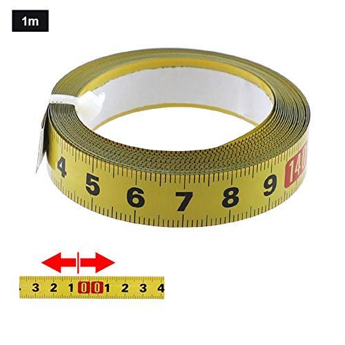 1-5 Meter Metrisches Maßband, Selbstklebend Mit Klebeband Für Schreiner