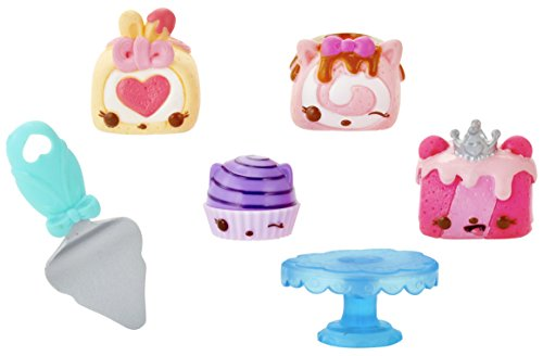MGA Entertainment 550402E5C NumNoms Num Noms Starter Pack Series 5 - Jelly Rolls, girls