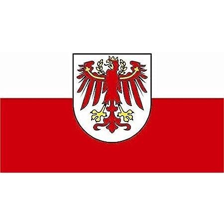 U24 Aufkleber Südtirol Flagge Fahne 8 X 5 Cm Autoaufkleber Sticker Auto