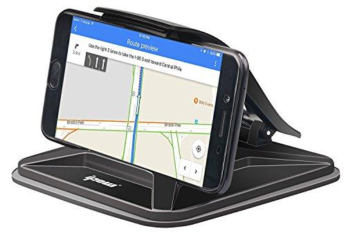 professionnel comparateur support universel pour téléphone ipow, avec clip, paillasson adhésif silicone… choix