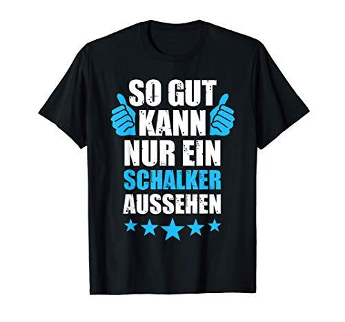 Herren Schalke Schalker Ruhrpott Ruhrgebiet Bergbau Lustig T-Shirt