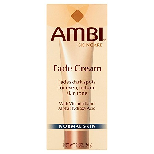 Ambi Fade Cream for Normal Skin, 2 oz (Pack of 5)