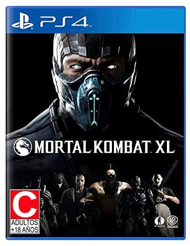 Warner Bros Mortal Kombat XL PS4 Básico PlayStation 4 Inglés vídeo - Juego (PlayStation 4, Lucha, Modo multijugador, M (Maduro))