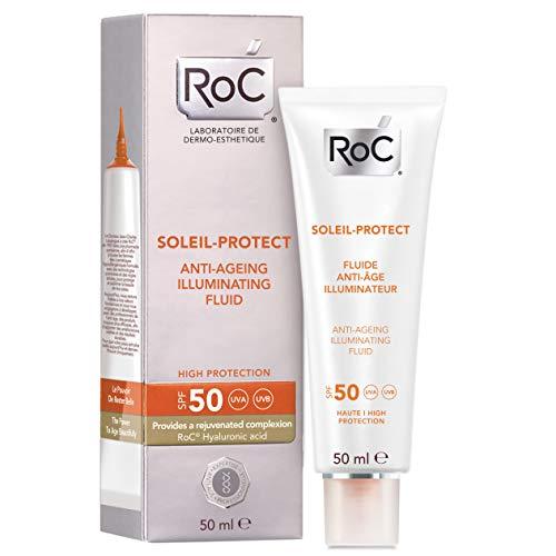 ROC Soleil-Protect Fluide Anti-Âge Illuminateur SPF50
