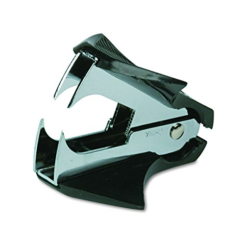 Product Image of the Swingline Staple Remover, Deluxe, Extra Wide, Steel Jaws, Black (38101) (S7038101)