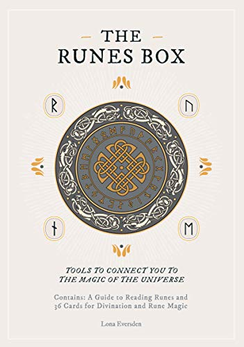 The Runes Box: Tools to Connect You to the Magic of the Universe (Mindful Practice Deck)