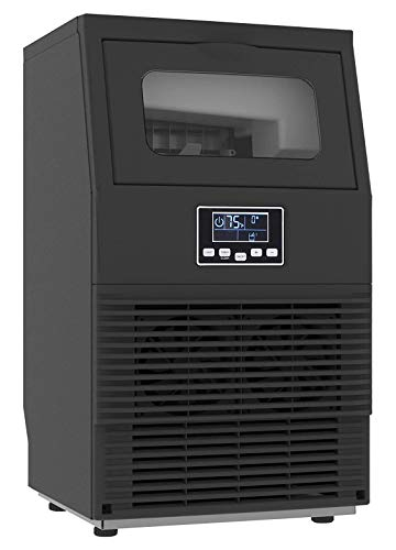Northair Commercial Ice Machine 70LBS/24H Self-Cleaning Ice Maker