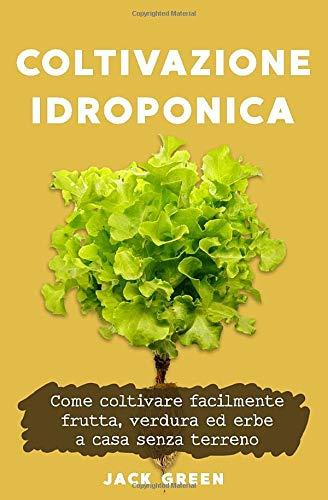 COLTIVAZIONE IDROPONICA: Come coltivare facilmente frutta, verdura ed erbe a casa senza terreno