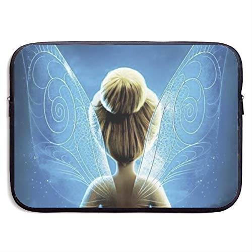 CHLING Tinkerbell Wing Neoprene Water-Resistant for 13-15 Inch Laptop Sleeve Case Bag