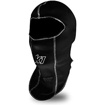 K1 Race Gear Single Layer Nomex Head Sock//Balaclava 26-SLH-W White