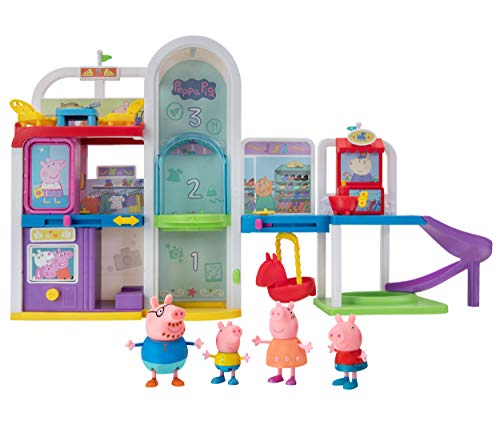Peppa Pig Shopping Mall Playset