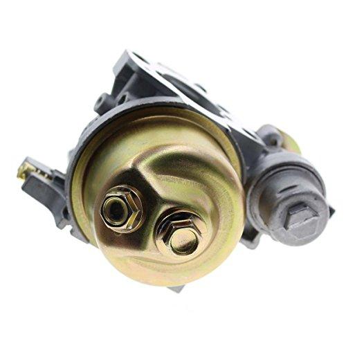 Carbhub Carburetor for Honda GX160 5.5HP GX200 6.5 HP Engine Harbor Freight Predator 212cc Homelite Pressure Washer 179CC 180cc DJ165F 2700PSI 2.3GPM UT80522D with Air Filter Spark Plug Fuel Filter