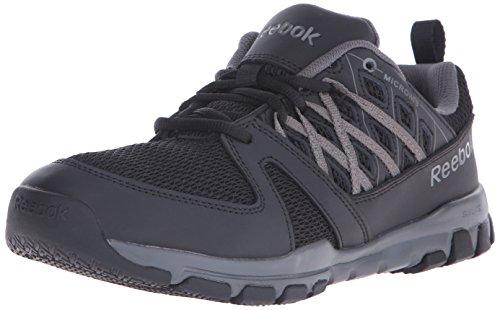 Reebok Trabajo Sublite Trabajo Rb4015 Zapato AtlãTico Seguridad