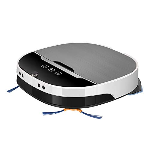 Find Discount HAJZF Intelligent Robot Vacuum Cleaner, App Connection, Automatic Gyroscope Navigation...