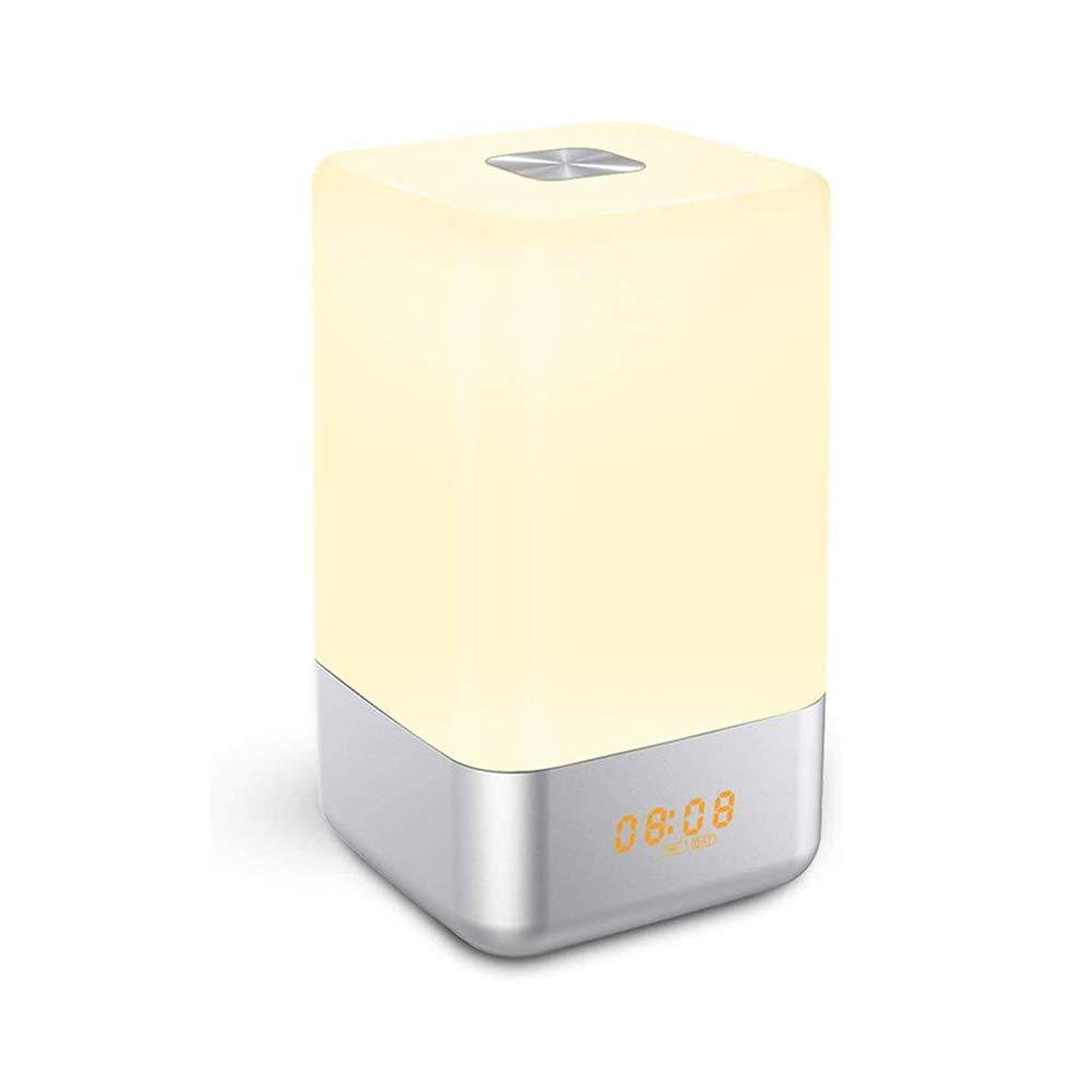 r/éveil du Lever du Soleil avec 6 Sons naturels TXOTO Reveil Lumi/ère Lampe Matin r/éveil Lever du Soleil Diffuseur dhuiles essentielles diffuseur aromatique avec 8 LED Variables