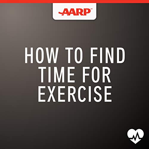 How to Find Time for Exercise audiobook cover art