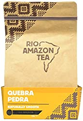 Tea has naturally smooth taste and used in Ayurvedic practices in India Used for liver and kidney support Use only well-identified botanical material from sustainable sources Made from a small plant named quebra pedra
