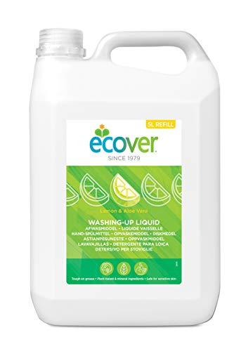 ピー エー ディー ジャパン ECOVER エコベール 食器用洗剤レモン 5000ml