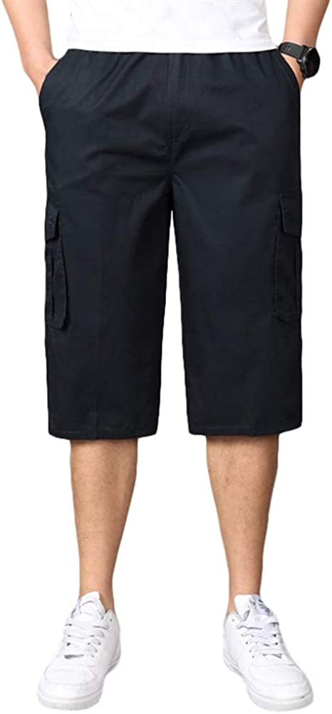 Chickle Mens Summer Camouflage Classic Fit Cargo Short