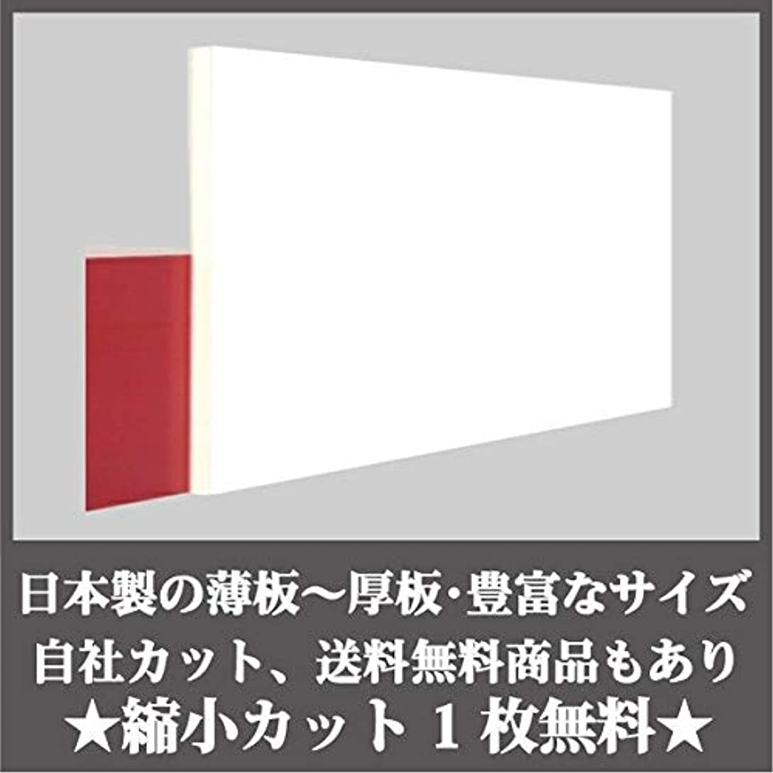 派手弱まるペデスタル日本製 アクリル板 白(押出板) 厚み8mm 300X450mm 縮小カット1枚無料 カンナ?糸面取り仕上(エッジで手を切る事はありません)(キャンセル返品不可)
