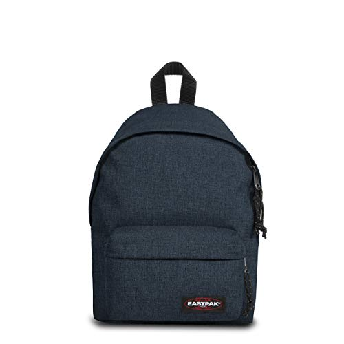 Eastpak Orbit Mini Rucksack, 34 cm, 10 L, Blau (Triple Denim)