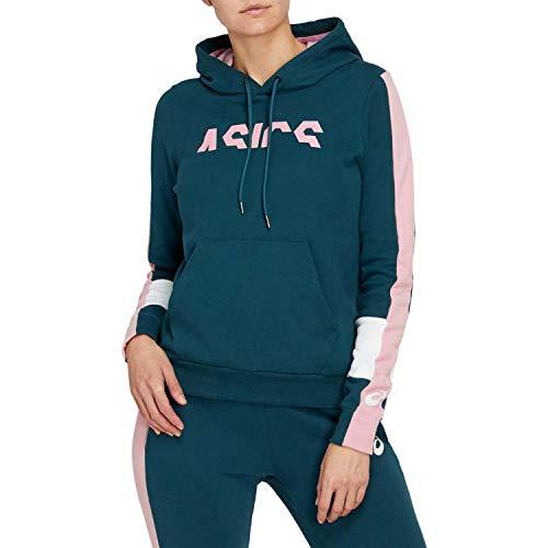 ASICS Veste à Capuche Femme Colorblock Oth Hoody