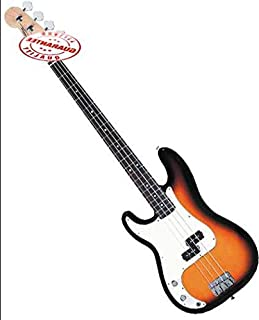 $195 » Electric Bass Guitar with Bag, Strap and Tuner, Sunburts