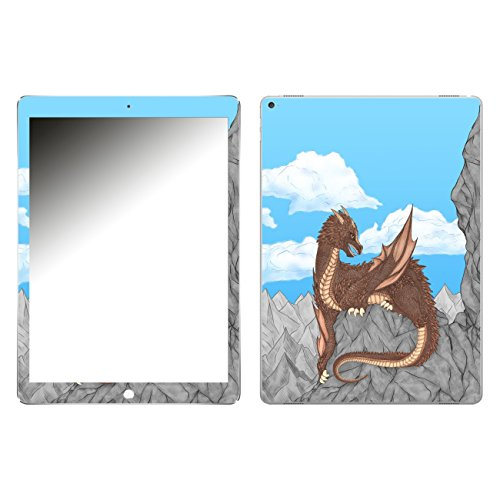 'Disagu SF 106739_ 1103Designer Skin Case Cover For Apple iPad Pro–Wyver Small Clear
