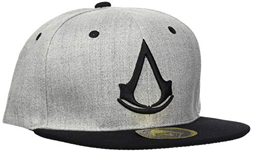 ABYstyle - ASSASSINS CREED - Gorra - Gris - Logo