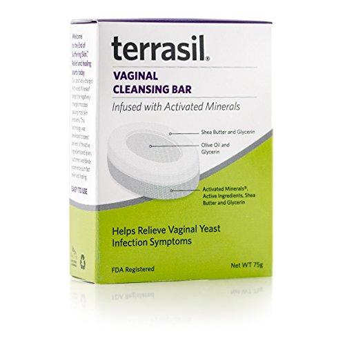 Rapid Relief Feminine Care Vaginal Cleansing Soap