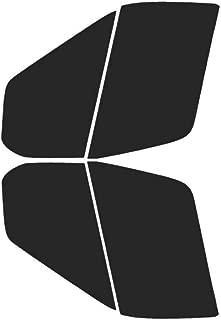 Precut Window Tint Kit - Fits: 2015, 2016, 2017, 2018 & 2019 Transit Cargo Van 150, 250, 350 Medium & High Roof (Includes: Front Door Window precuts in 15%) Automotive Window Film