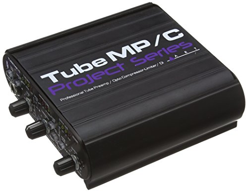 ART Tube MP/C Tube Pre-Amplifier/Opto-Compressor-Limiter Project Series. Buy it now for 129.99