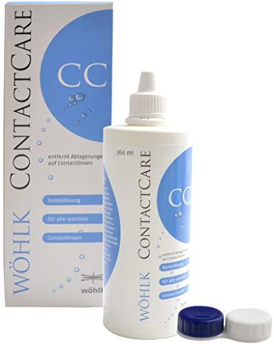 Wöhlk ContactCare 360ml + 1 Linsenbehälter