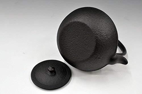 及源鋳造OIGEN鉄瓶まろみアラレ1LH171